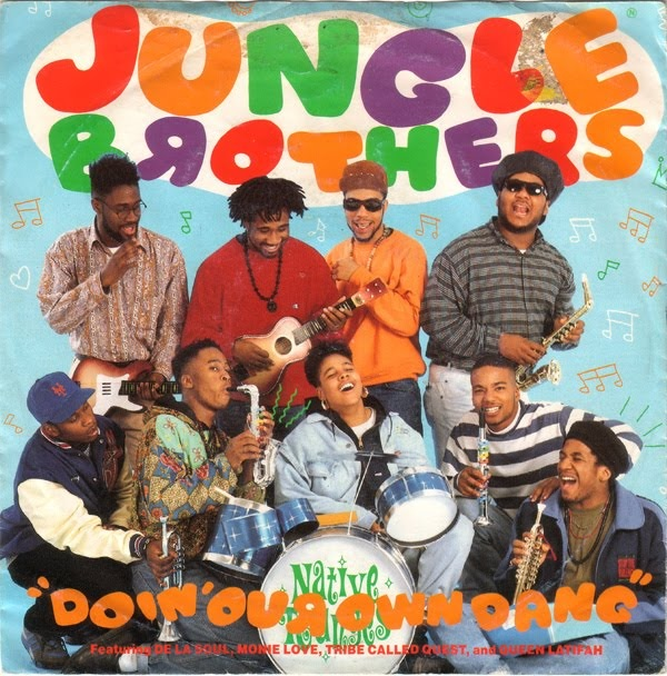 Jungle Brothers 1