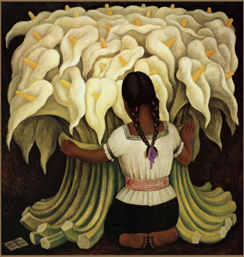 diego-rivera-girl-with-lilies-79206