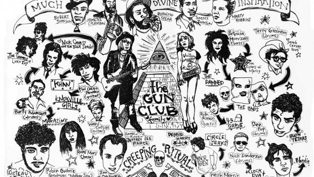 The Gun Club foto 2 jpg