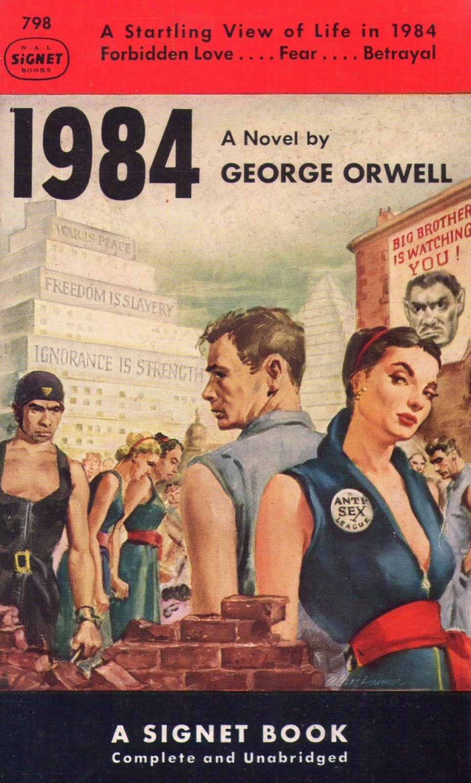 orwell and swift Jonathan swift's gulliver's travels and george orwell's animal farm there are many different ways to reveal one's perception of society.