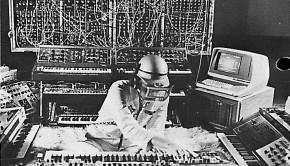 Klaus Schulze - Cyborg  foto 6