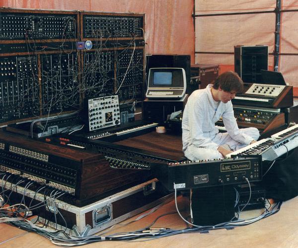 Klaus Schulze - Cyborg  foto 7