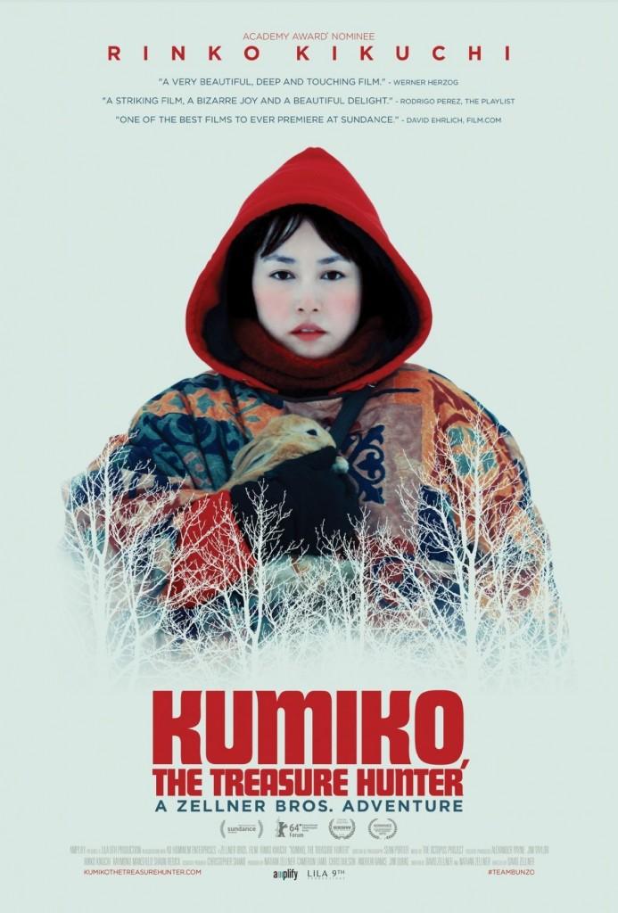 96. Kumiko, the Treasure Hunter