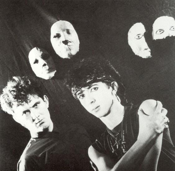 Foto 12 Soft Cell, la erótica del sintetizador.
