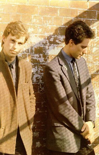 Foto 14 OMD, la coneción con Brian Eno.