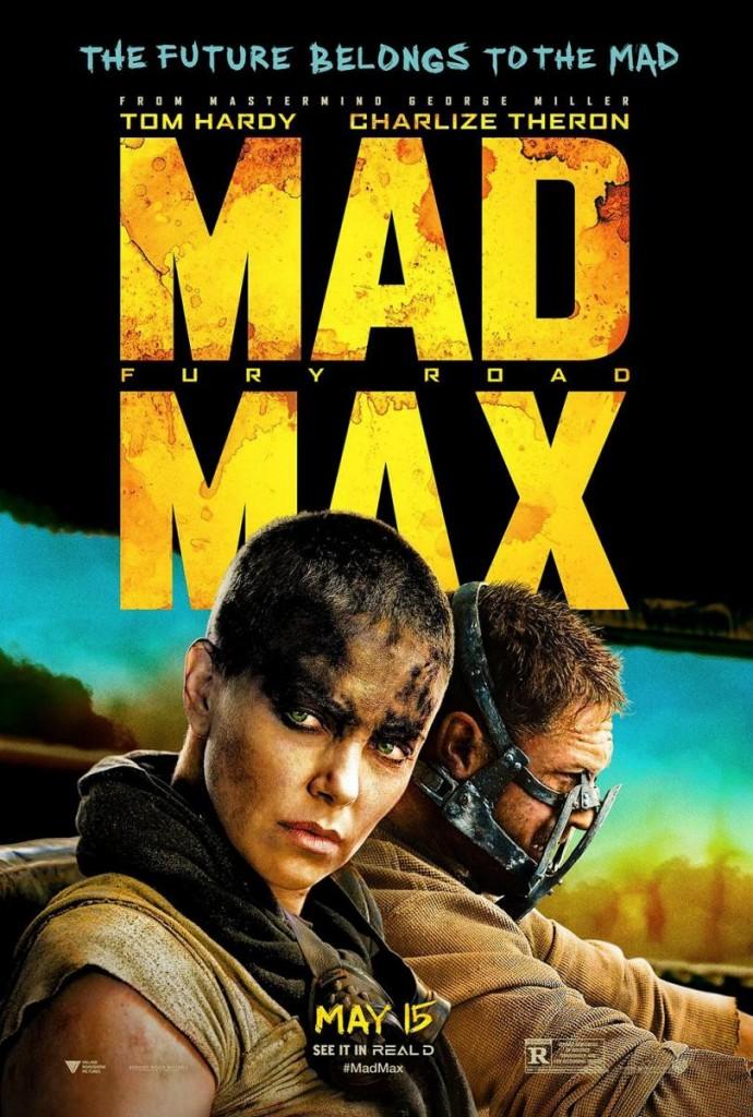 Mad Max Portada