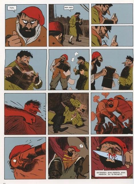 Isaac el pirata 2